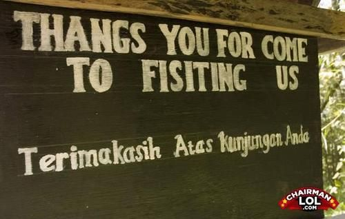 rip english 1 meanwhile in indonesia funny signs funny funny