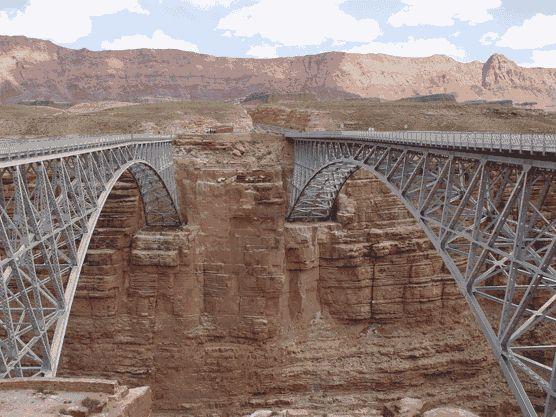 Navajo Bridge, Glen Canyon National Recreational Area