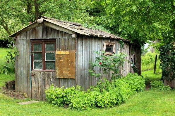 Le point sur la taxe d'aménagement et les abris de jardin | Abri de jardin, Jardins et Jardin paris