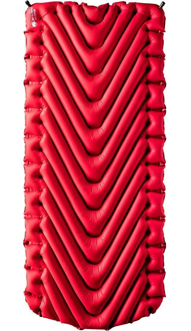 Klymit Insulated Static V Luxe Sleeping Pad Get The Larger