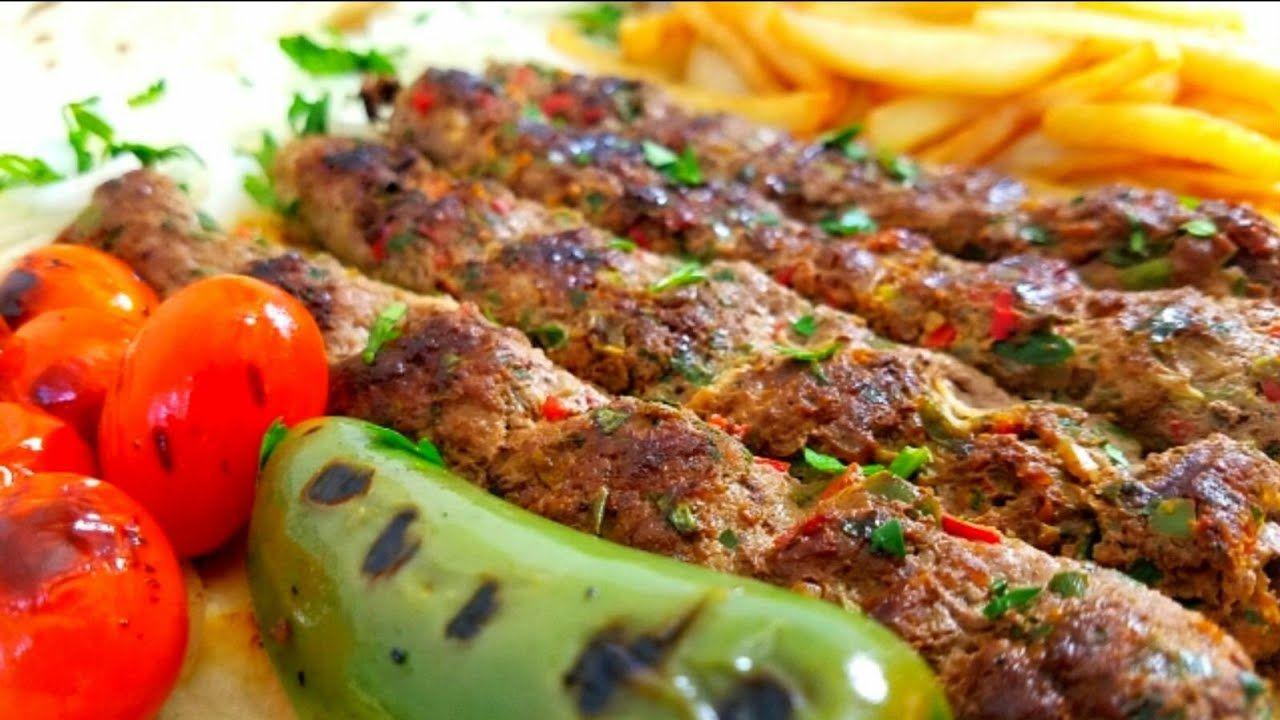 كباب مميز و لذيذ بطريقة مطبخنا اليمني How To Make Delicious Kebab Youtube Food Kebab Sausage