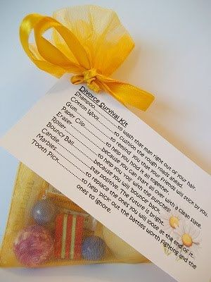 Divorce survival kit exciting and unique card gift in divorce survival kit for women novelty fun giftcard by honeybeeblessings on etsy similar to message in a box but on a smaller scale solutioingenieria Image collections