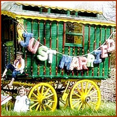 Buchstabenkissen Brautpaar