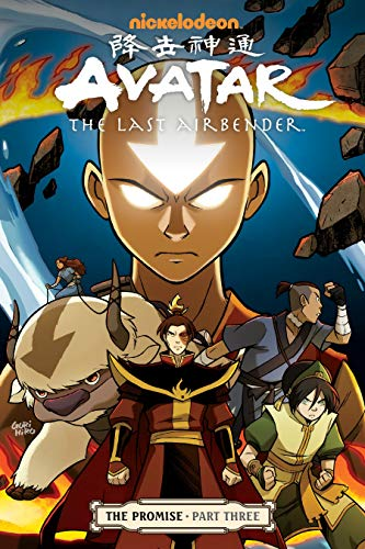 Avatar The Last Airbender The Promise Part 3 The Last Airbender Avatar The Last Airbender Avatar