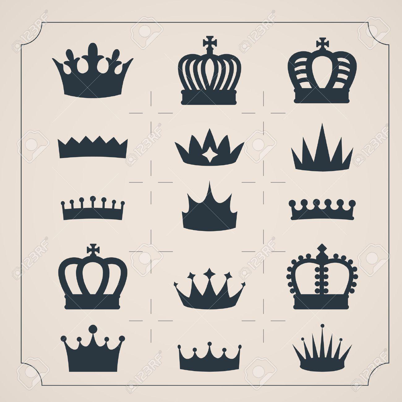 Resultado De Imagen Para Imagenes Coronas De Rey Para Colorear Cards