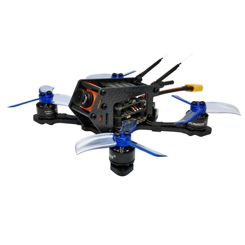 Us 213 99 Us 216 99 Spc Maker 100sp 100mm Brushless Fpv Racing Rc Drone F3 Blheli S 40ch Runcam Micro Swift 600tvl Cam Bnf Maker 100sp 100mm Brushless