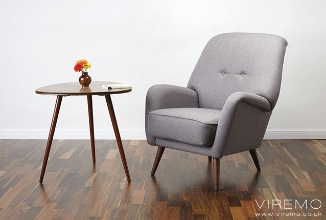 50s 60s 70s Midcentury Vintage Retro Cocktail Chair A
