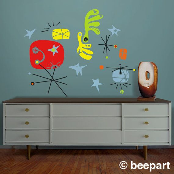 Vinyl Wall Decal Mural Art Make Your Own Miro Joan Miro By Beepart Part 90