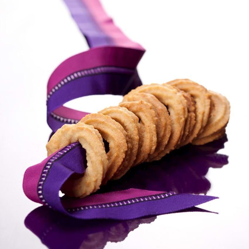 Vaniljekranse opskrift - søde og lækre småkager - se den her
