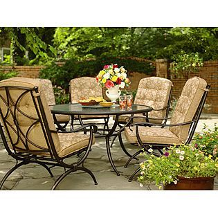 19++ Jaclyn smith patio dining sets Trend