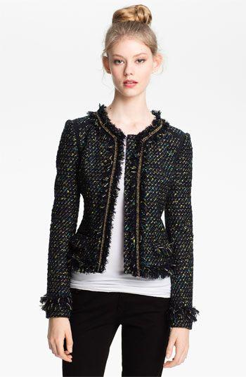 Mcginn 'Cass' Tweed Jacket   Moda estilo, Chaquetas y Ropa