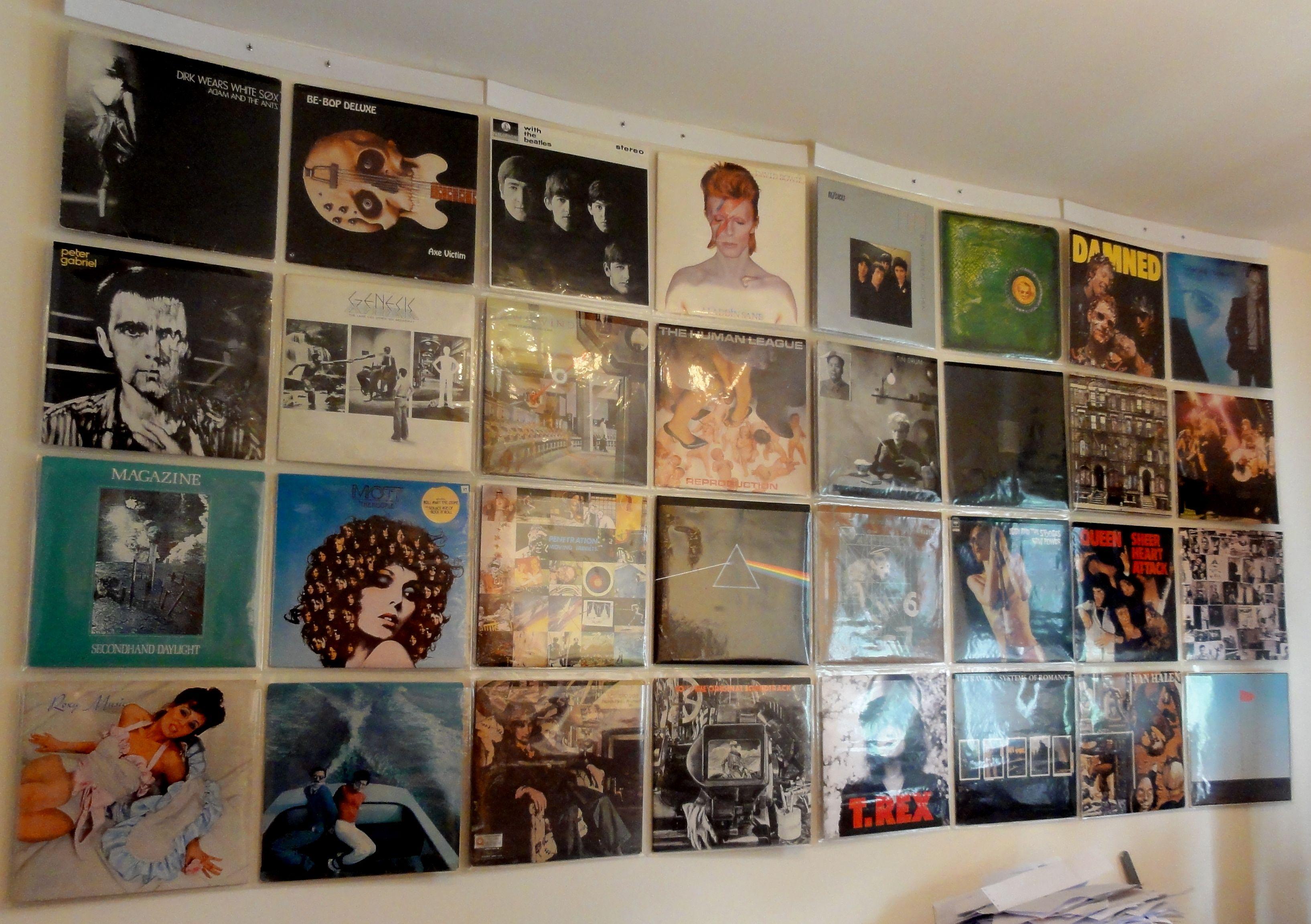 Wall Of Sound Number 1 Vinyl Album Lp Covers Vinyl Record Shop Vinyl Wall Art Vinyl