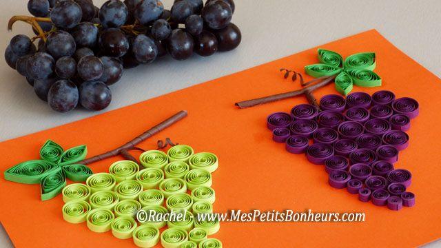 Bricolage fruits maternelle recherche google fruit - Fruits automne maternelle ...