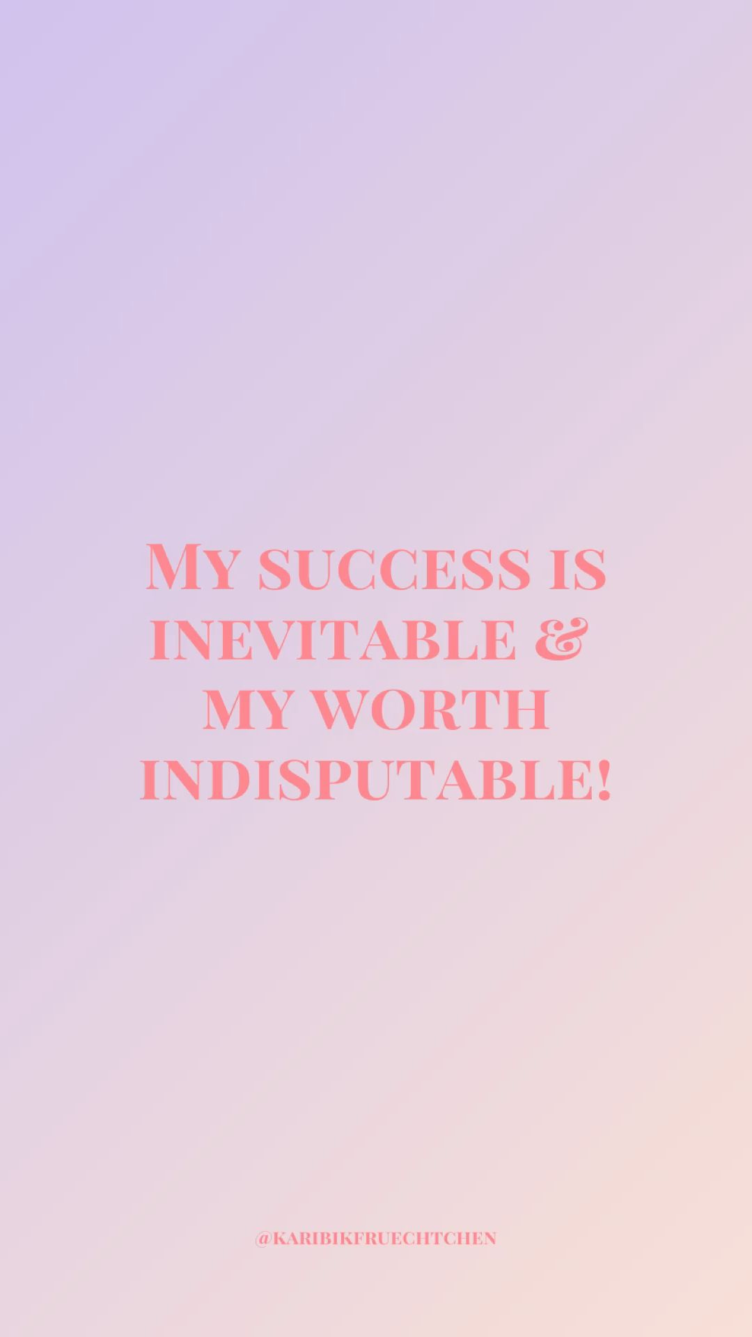 Powerful Daily Affirmations for Success, Wealth and Love