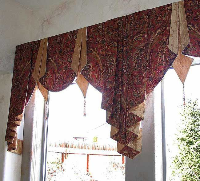 Images Of Curtain Swags For Double Windows Google Search
