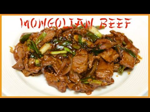 Mongolian beef chinese food recipe youtube recipe chinese food mongolian beef chinese food recipe forumfinder Images