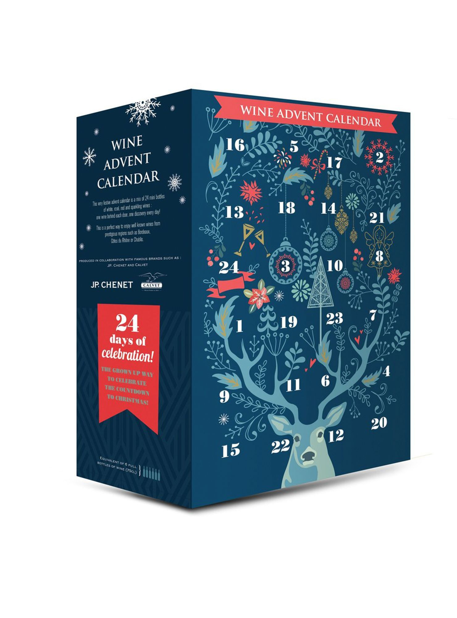 The Worlds First Wine Advent Calendar Is Here The Worlds First Wine Advent Calendar Is Here new pics
