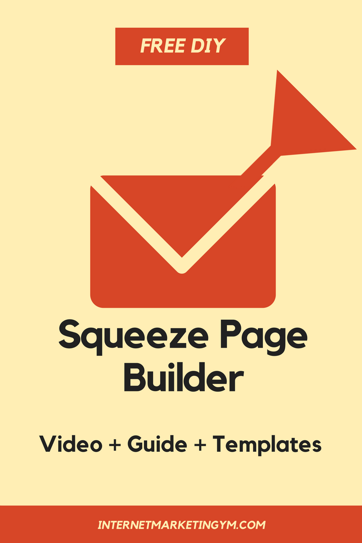 Free Squeeze Page Builder Guide Templates Learning Blogging And - Free squeeze page templates