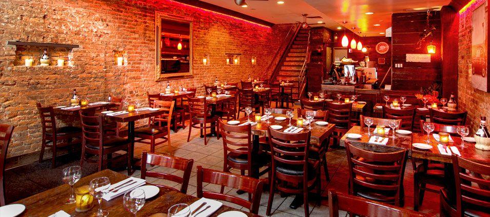 Daniela Trattoria Italian Restaurant Times Square Nyc
