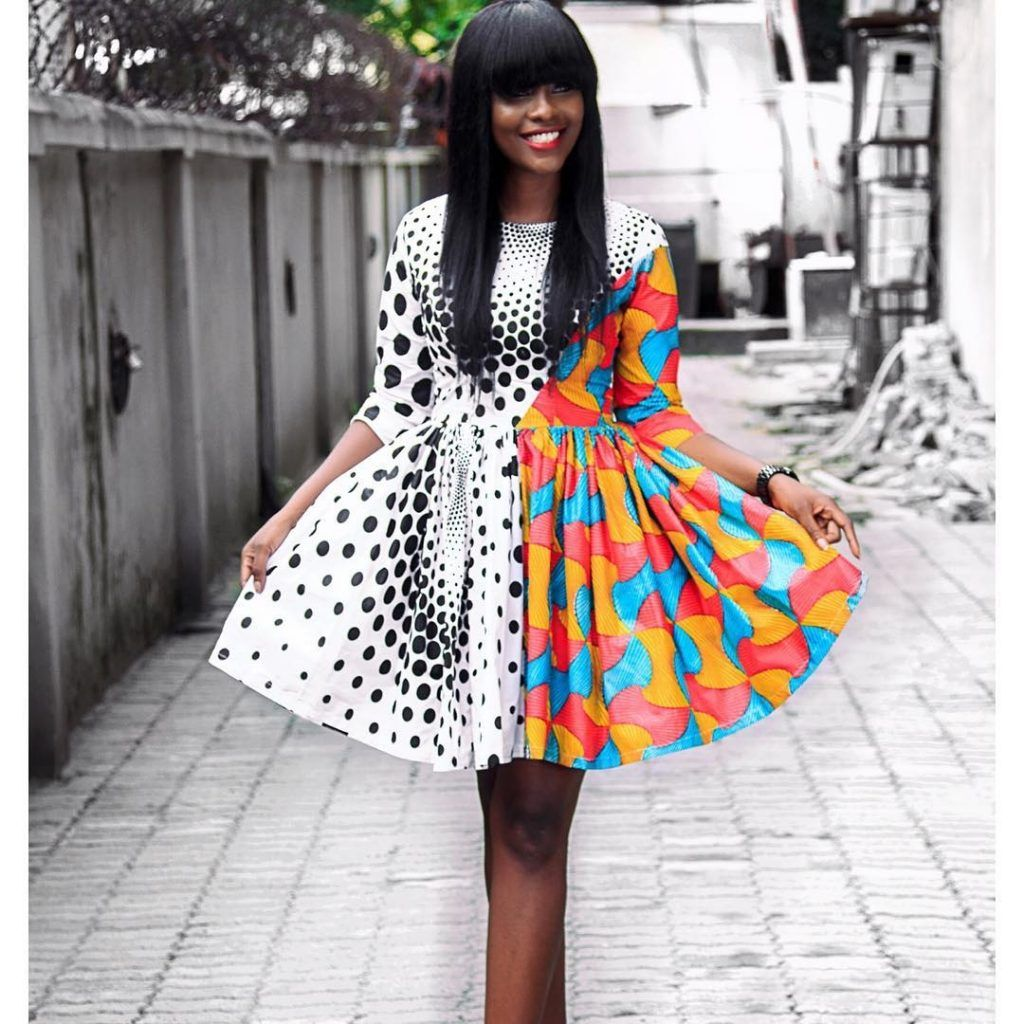 Ladies see latest ankara trends you should try out ankara