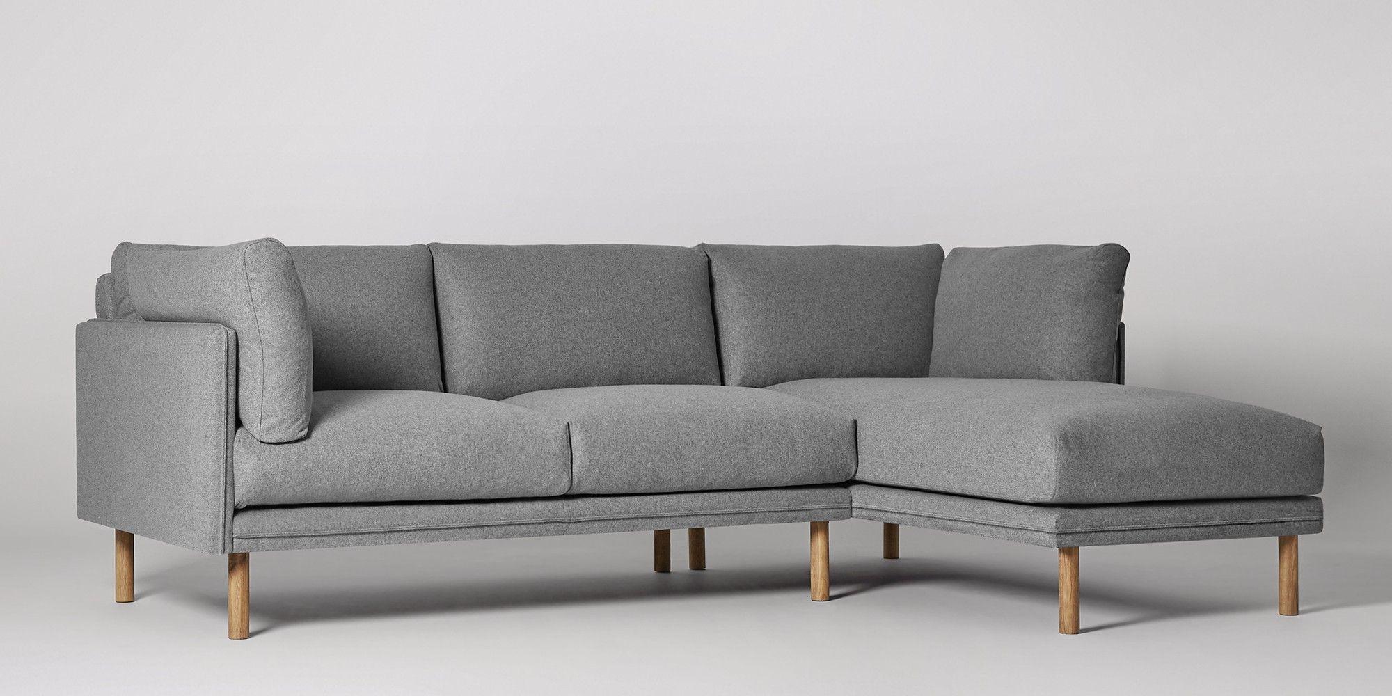 Merano sofa Swoon Editions Arlington Rd Pinterest