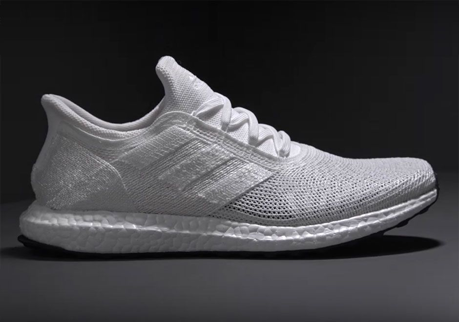 outlet store 3c3ef ca330 Adidas Futurecraft Boost with Tailored Fibre