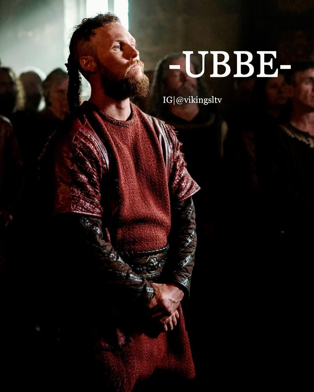 Vikingsltv On Instagram Ubbe En La Temporada 5