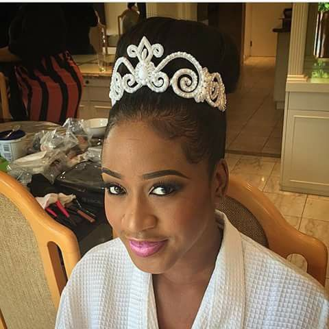 American Caribbean Black Wedding Afro Caribbean Bridal Hair Bride Hairstyles Wedding Wedding Tiara Hairstyles Tiara Hairstyles Bride Hairstyles