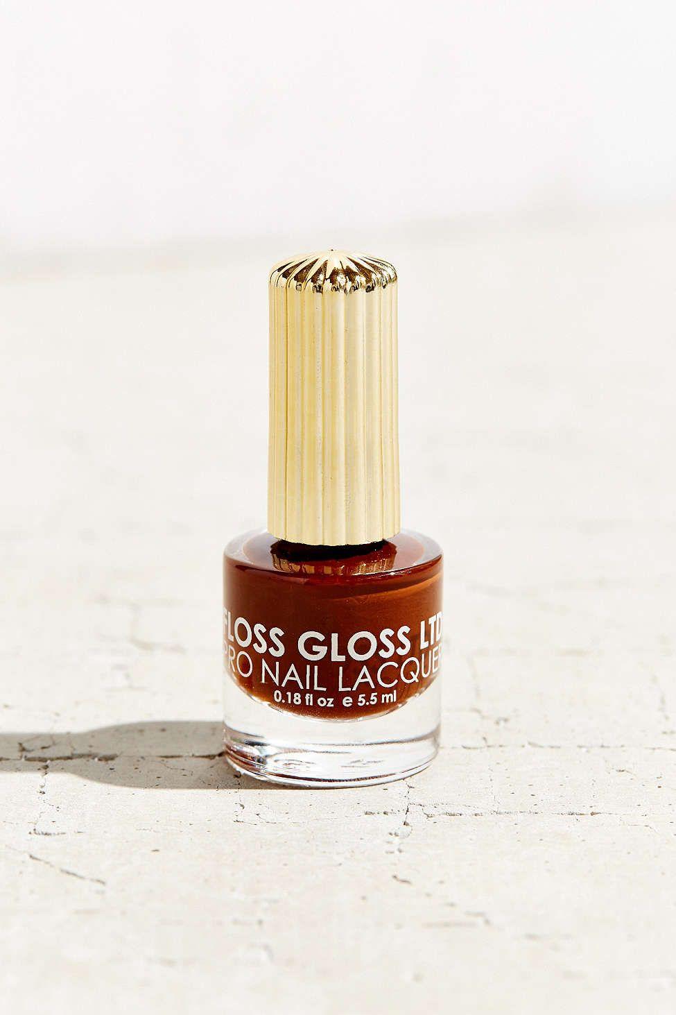 Floss Gloss Nail Polish Cruelty free nail polish, Nail