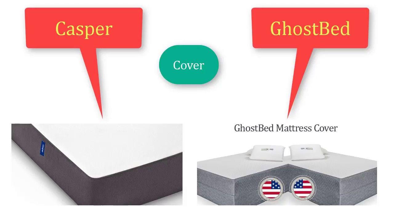 Advanced Casper Vs Ghostbed Mattress Comparison Mattress Comparison Mattress Mattress Covers