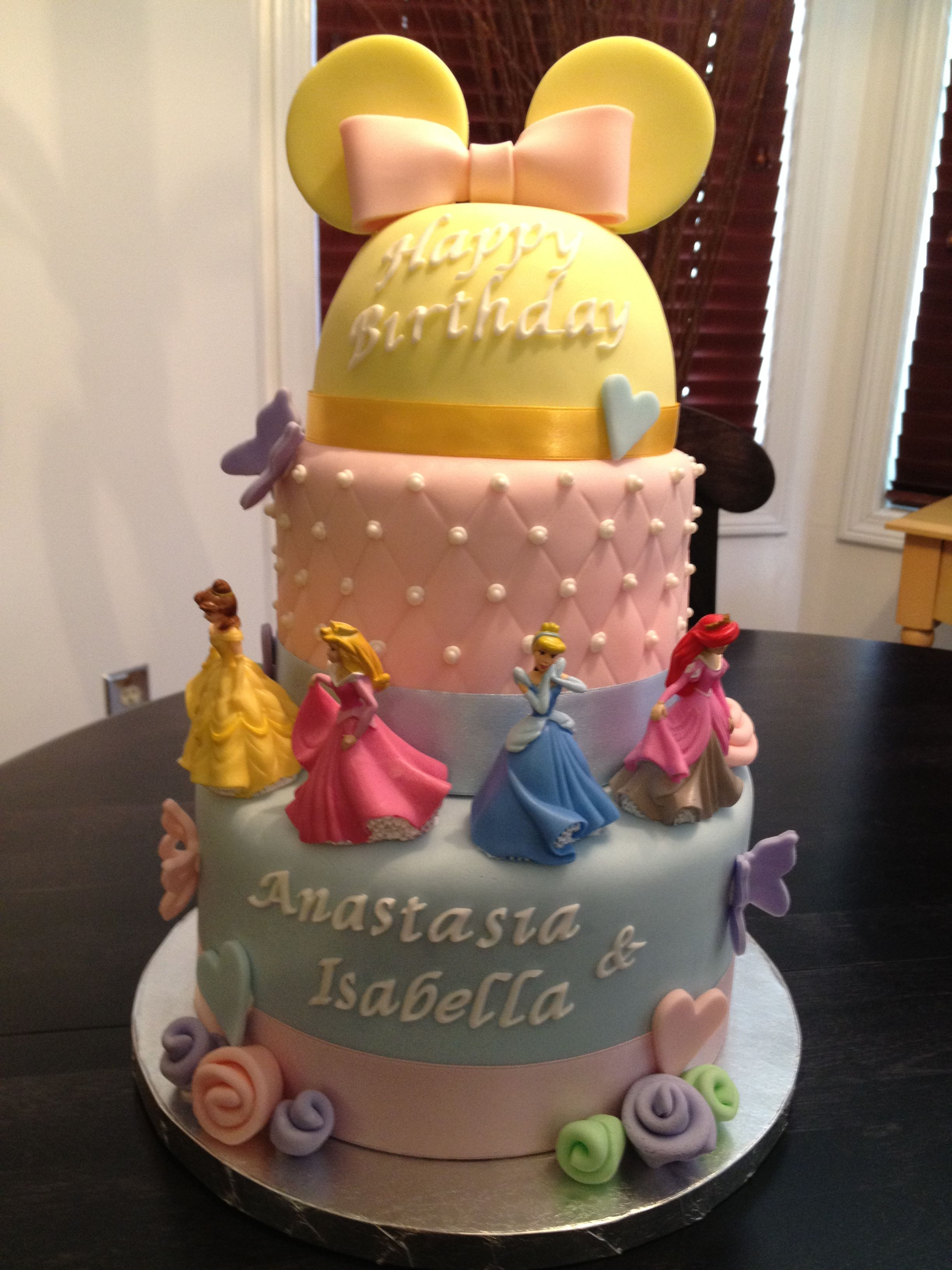 Miraculous The Princess Cake Sweet Marys New Haven Ct Birthday Cake Personalised Birthday Cards Veneteletsinfo