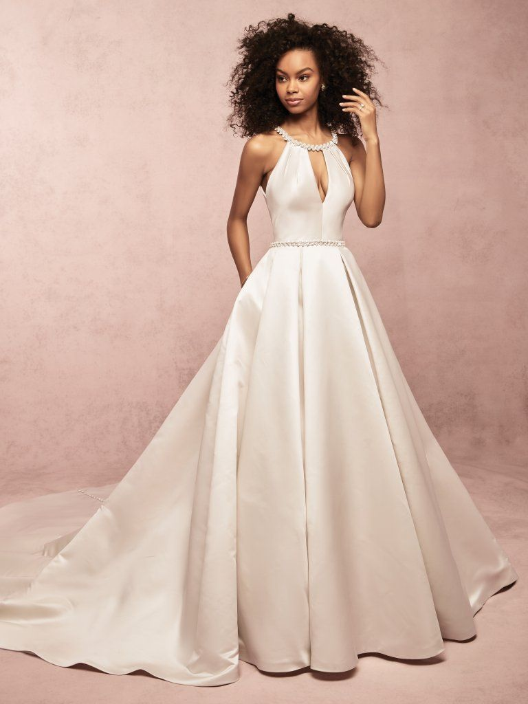Collette by rebecca ingram wedding dresses beautiful