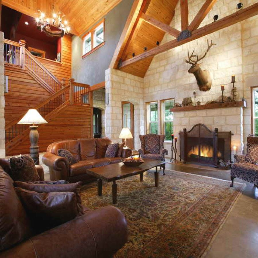 creative rustic decor plans to update a new loft rustic home