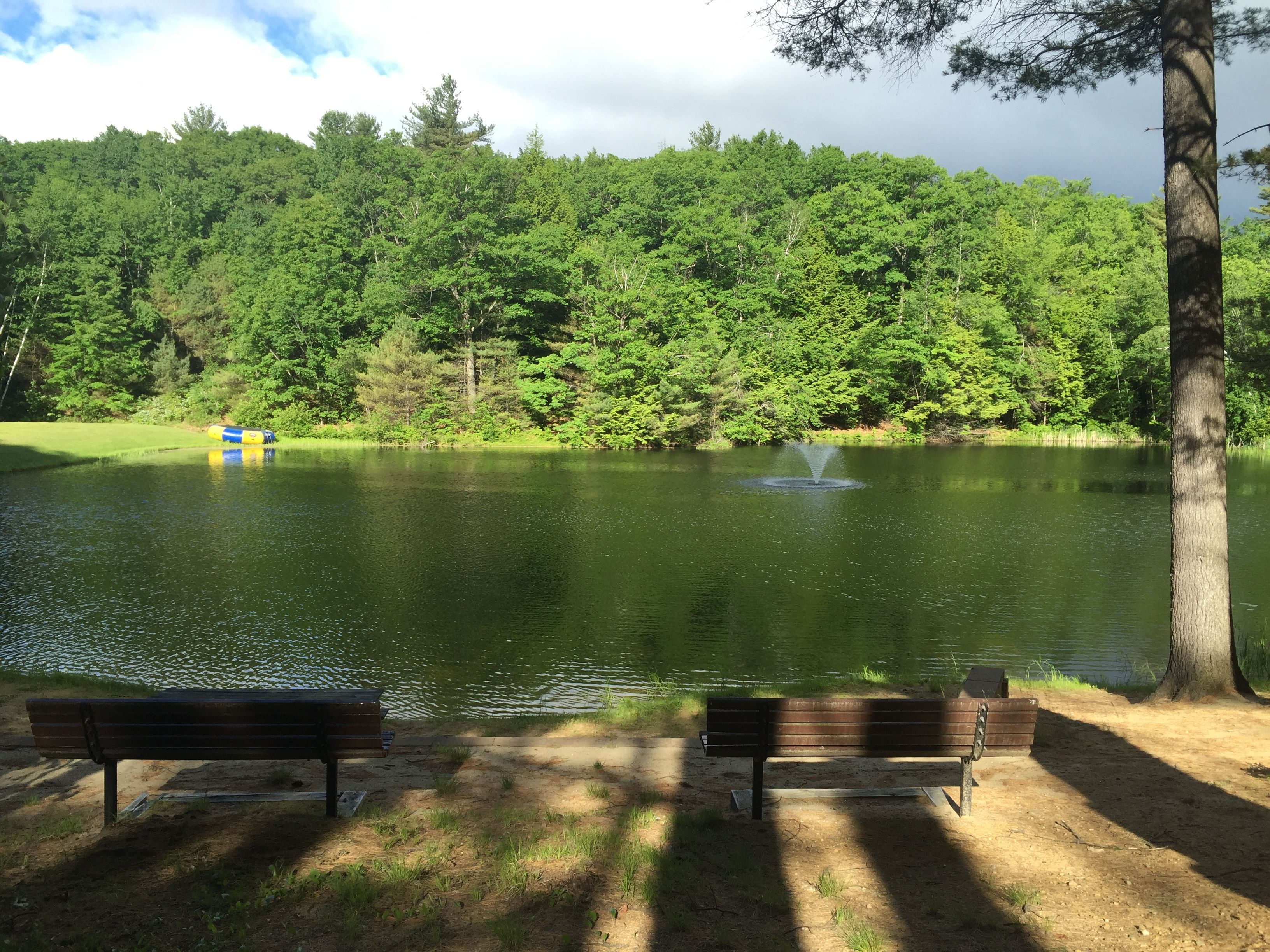 Lovely outdoors at Gatehouse Colony - Laconia NH