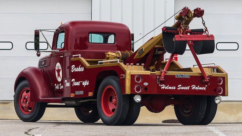 1941 Ford Wrecker 3 Ford Trucks Trucks Classic Trucks
