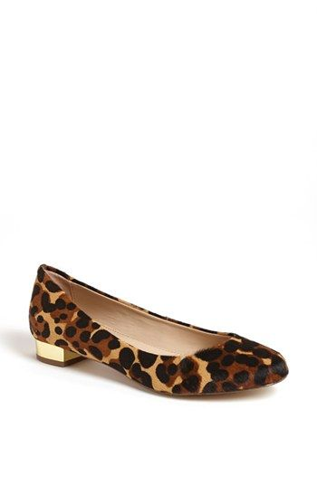 1f364d13537 Steven by Steve Madden  Paigggel  Flat available at  Nordstrom Leopard Flats