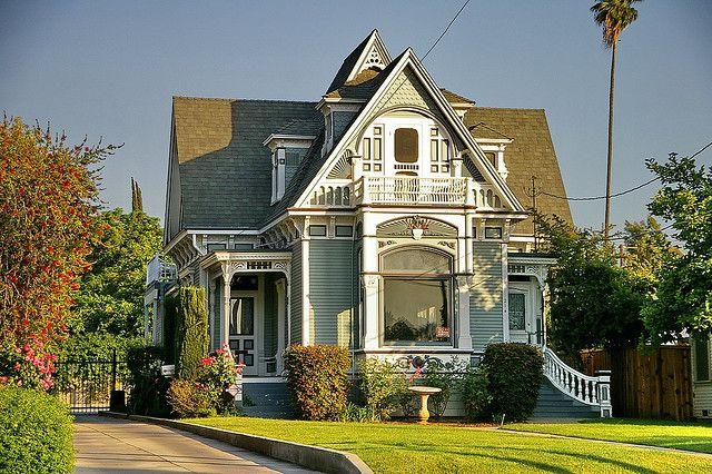 Redlands get your kicks in san bernardino county pinterest house victorian and real for Olive garden san bernardino ca