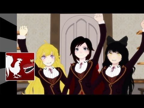 RWBY Episode 9: The Badge and The Burden | This  Is  Me  | Rwby