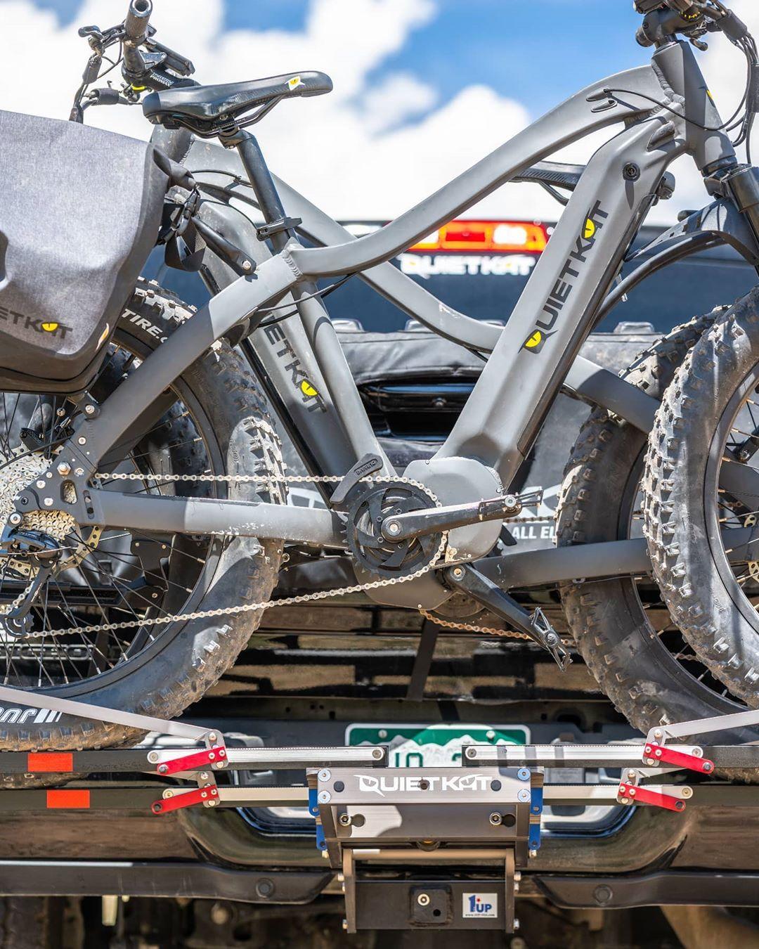 Quietkat Ranger 750 Electric Hunting Bike In 2020 Bear Hunting Hunting Elk Hunting