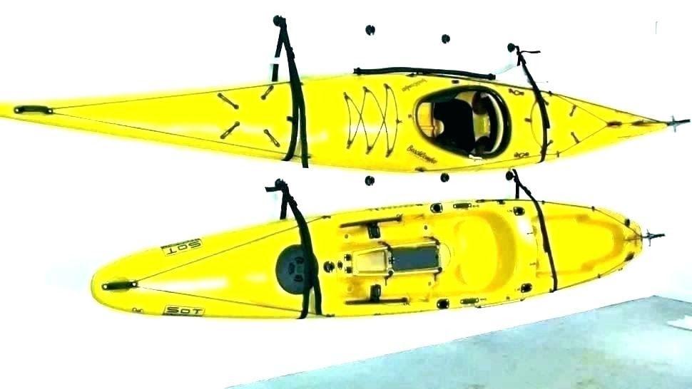 Kayak Garage Storage Ideas Emmahomedesign Co Kayak Storage