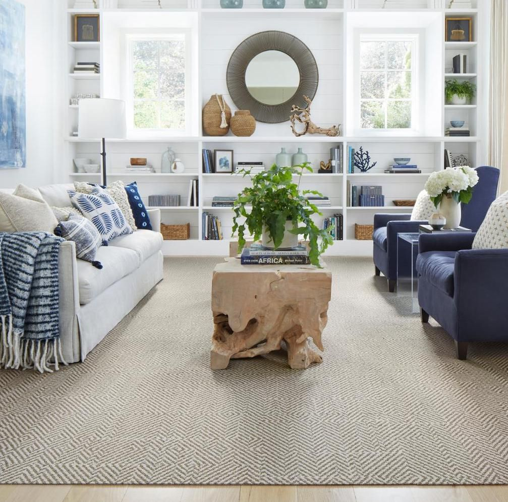 Pleats And Thanks Pigeon In 2020 Livingroom Layout Blue And White Living Room Modern Rugs Texture