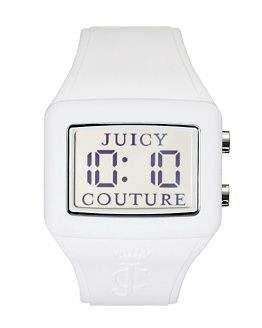 Chrissy Mirrored Digital Watch. Juicy Couture.   need it! in love :)