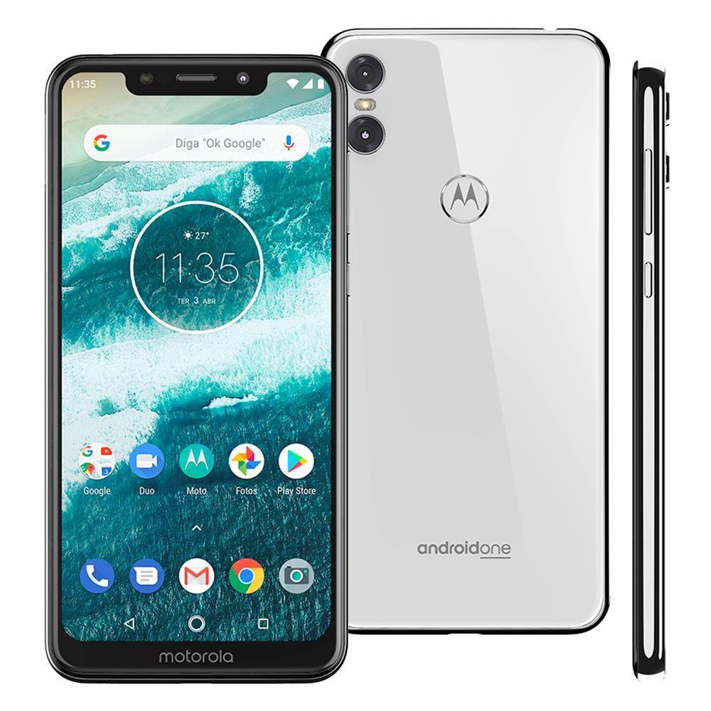 Otimo Preco Tela De 5 9 Casasbahia Smartphone Motorola One Xt1941 Preto 64gb Tela De 5 9 Dual Chip Androi Smartphone Motorola Smartphone Celulares
