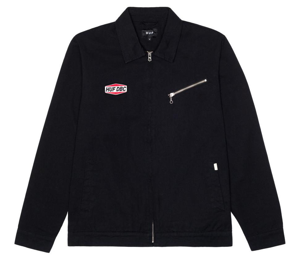 gas station jacket