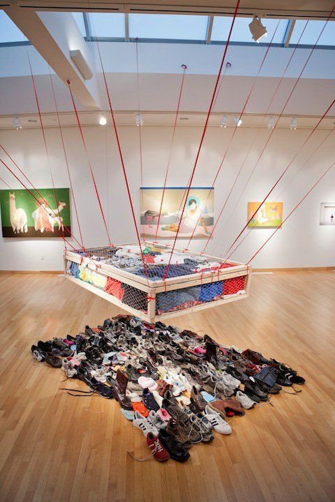 "artist Michael Anthony García www.mrmichaelme.com ""Plancha"""