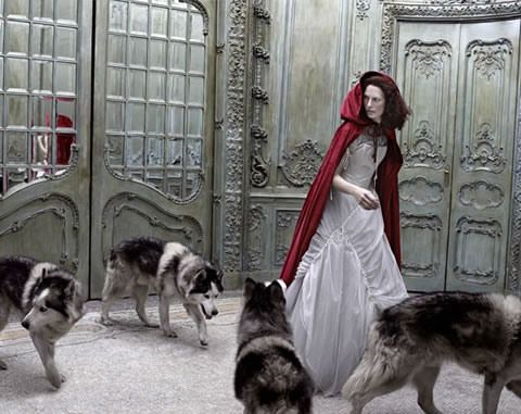 Photographer: Eugenio Recuenco-Fairy Tales