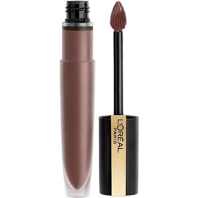 l'oréal rouge signature lightweight matte lip stain  ulta