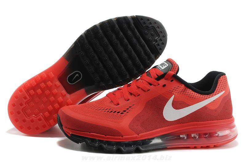 2d67eaba3b23 Mens Shoes Nike Air Max 2014 Challenge Red Black. cheap  nike free run ...