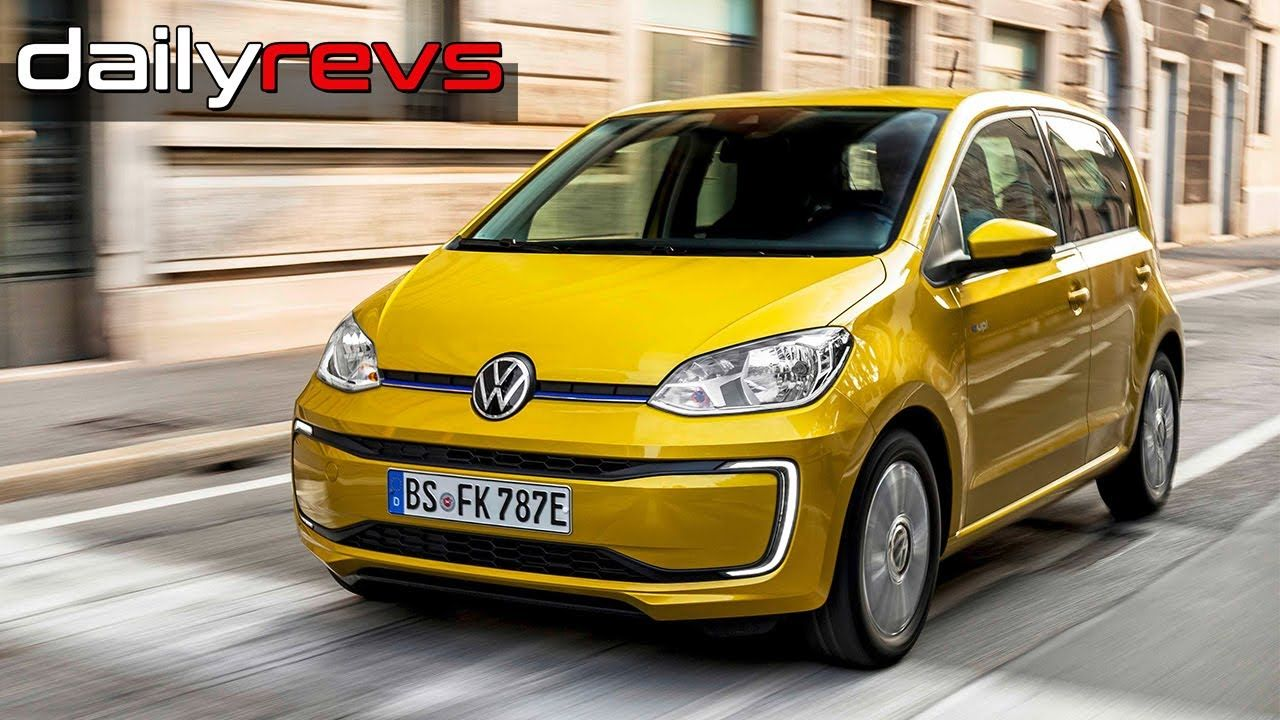 2020 Volkswagen E Up Driving In 2020 Volkswagen Car Motorcycle Girl