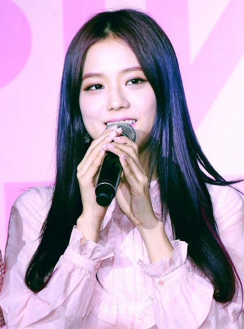 BLACKPINK Ice Cream Event Jisoo Jennie, Fotos engraçadas